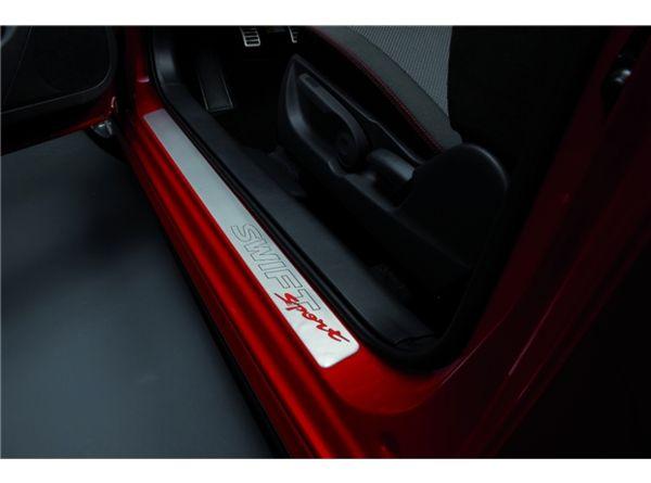 Door Entry Sill Guard Set - Swift Sport AZG416