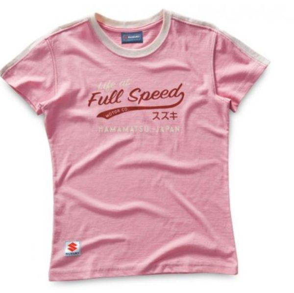 Ladies Life at Full Speed T-Shirt