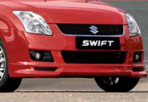 Suzuki Swift Front Splitter (2008-2010)