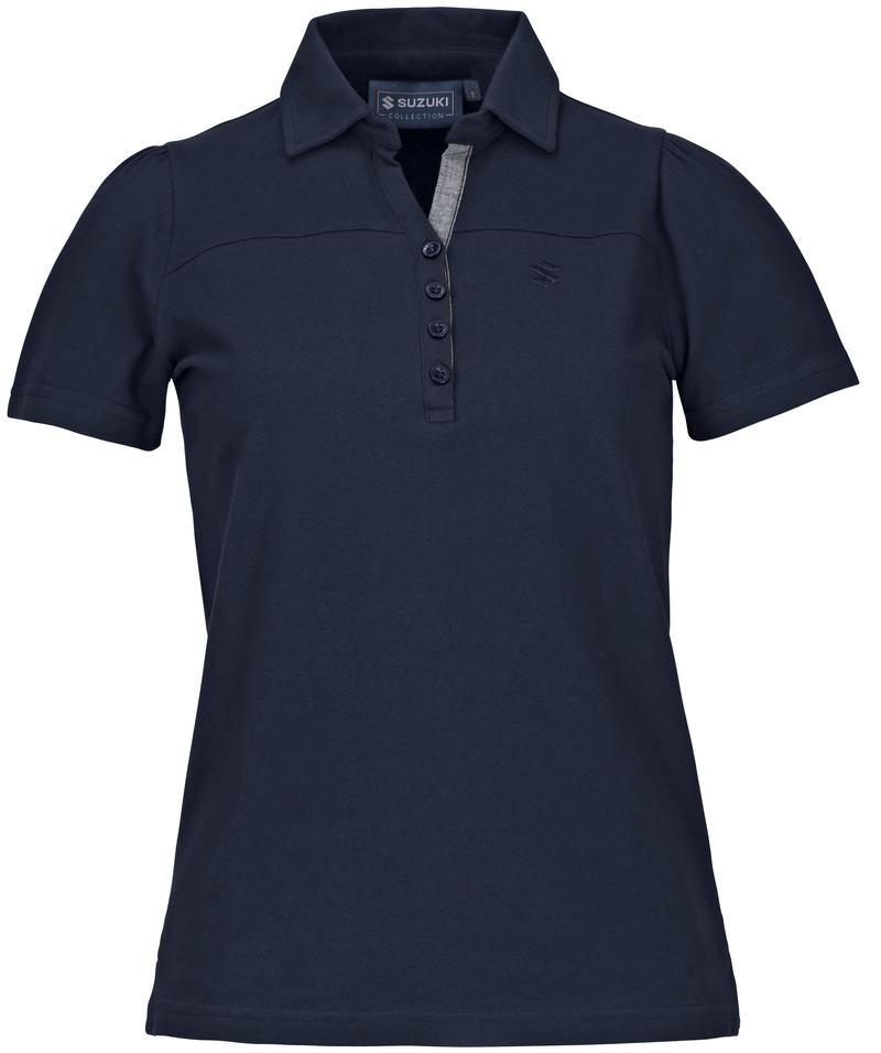 Ladies Fashion Casual Polo Shirt