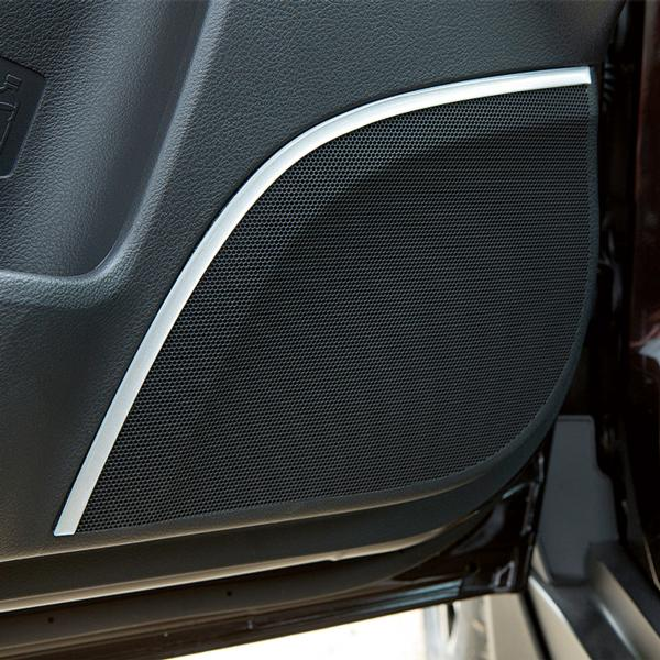 Door Speaker Surround Trim Set - Suzuki S-Cross