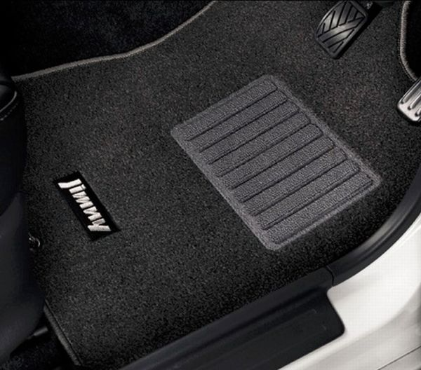 Carpet Mat Set - Suzuki Jimny