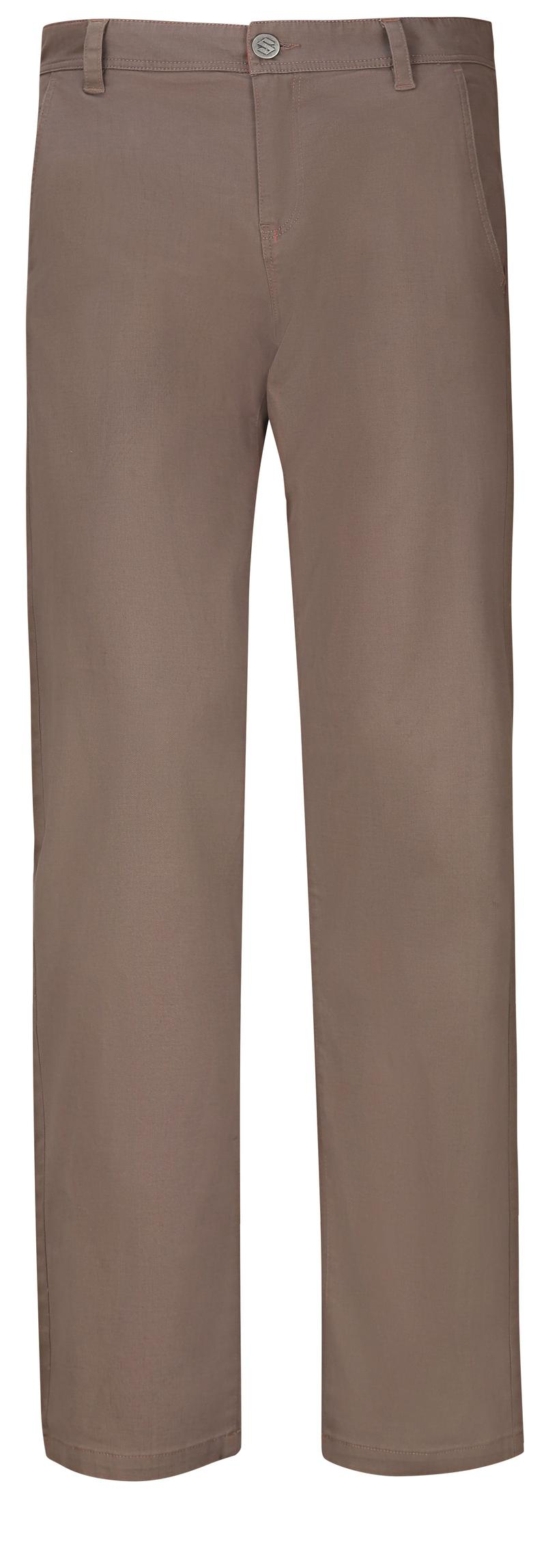 Men's Brown Chino Pants (Regular & Long)