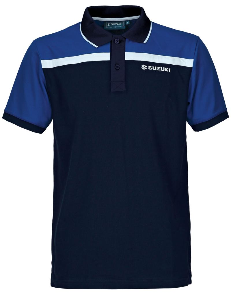 Team Blue Polo Shirt Men's