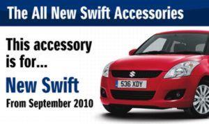 Tow Bar New Suzuki Swift