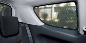 Sunblind set - Suzuki Swift 2010-05/17