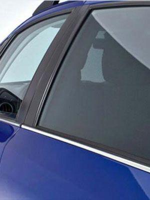 Chromed Window Trim Set - Suzuki SX4