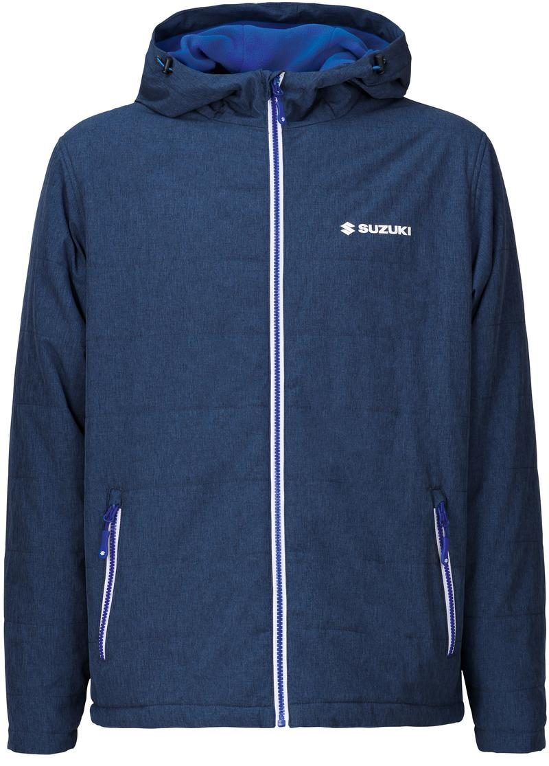 Team Blue Quilted Jacket