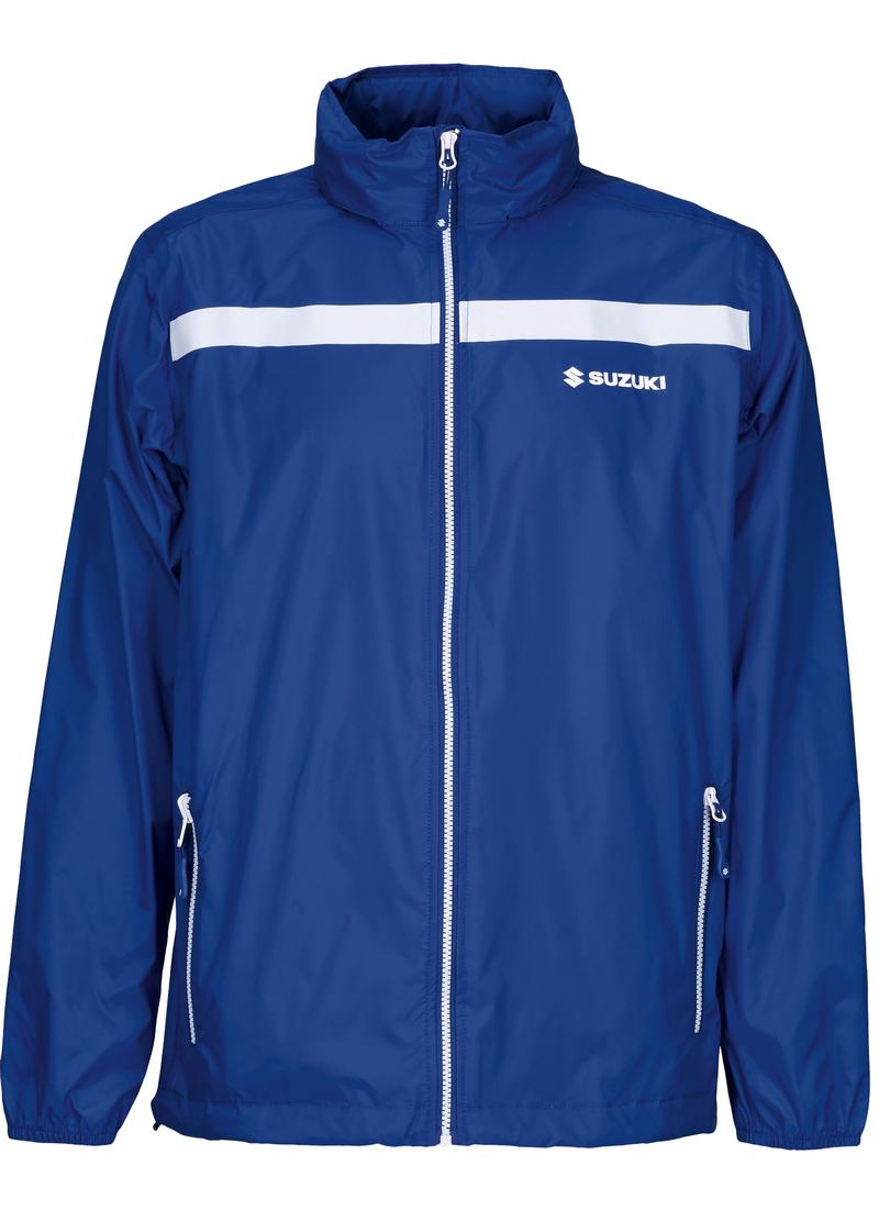 Team Blue Rain Jacket