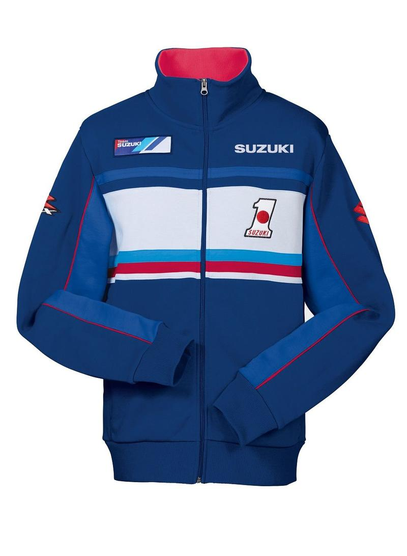 GSX-R Retro Sweat Jacket