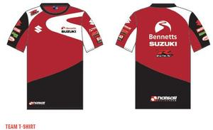 Adult T-Shirt -Bennetts Suzuki BSB