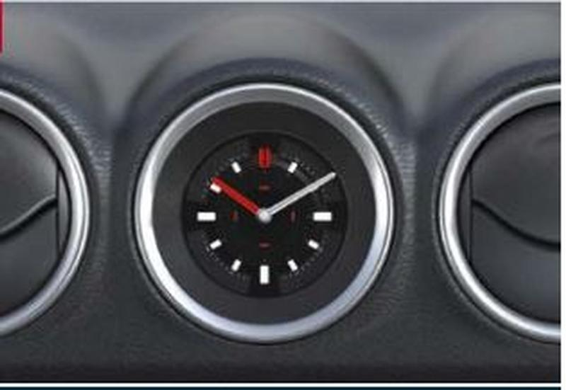 Clock - New 2019 Design - Suzuki Vitara
