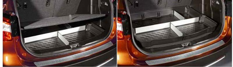 CARGO ORGANISER TRAY - S-Cross