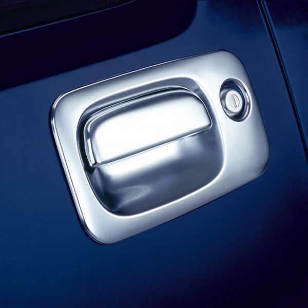 Chrome Door Handle Surrounds - Suzuki Jimny