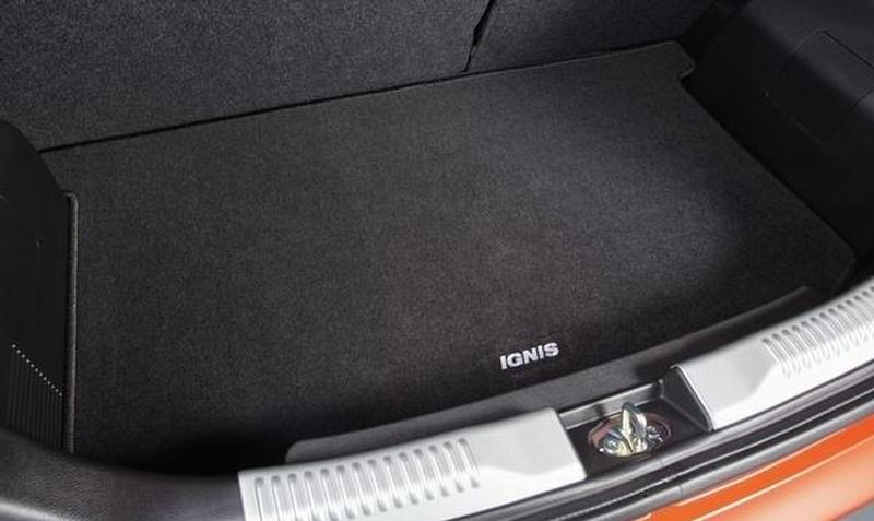 Boot Carpet Mat - New Suzuki IGNIS