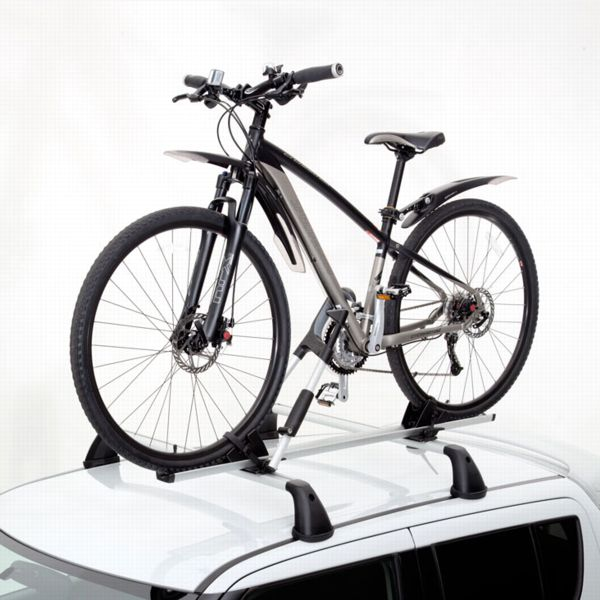 Lockable Bike Carrier Module