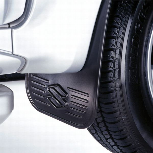 Mudflap Set - Flexible Front/Rear - Jimny