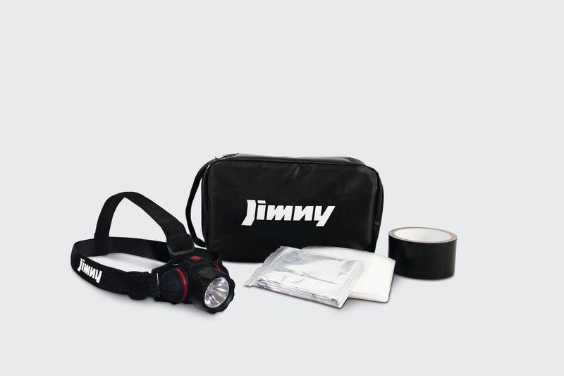 Jimny Outdoor Kit - Genuine Suzuki