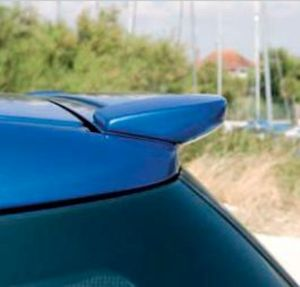Rear Upper Spoiler - Painted - Suzuki SX4