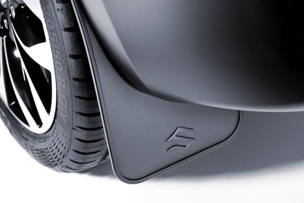 Flexible Mudflap Set - Rear - Suzuki S-Cross