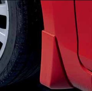 Rigid Mudflap Set - Suzuki Swift 2010-05/17