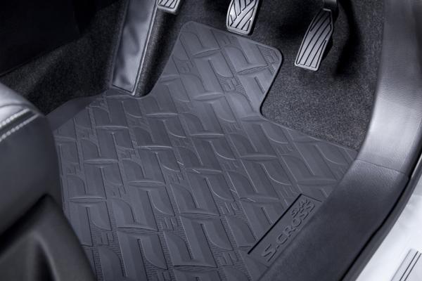 Rubber Mat Set - Suzuki S-Cross