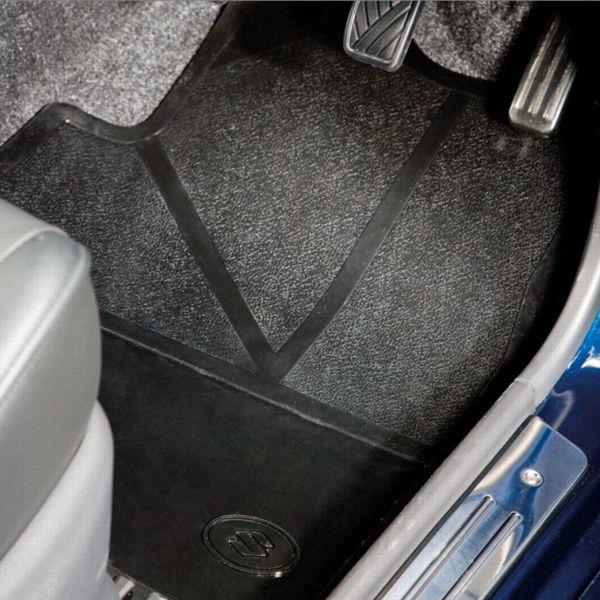 Rubber Mat Set - Suzuki Jimny