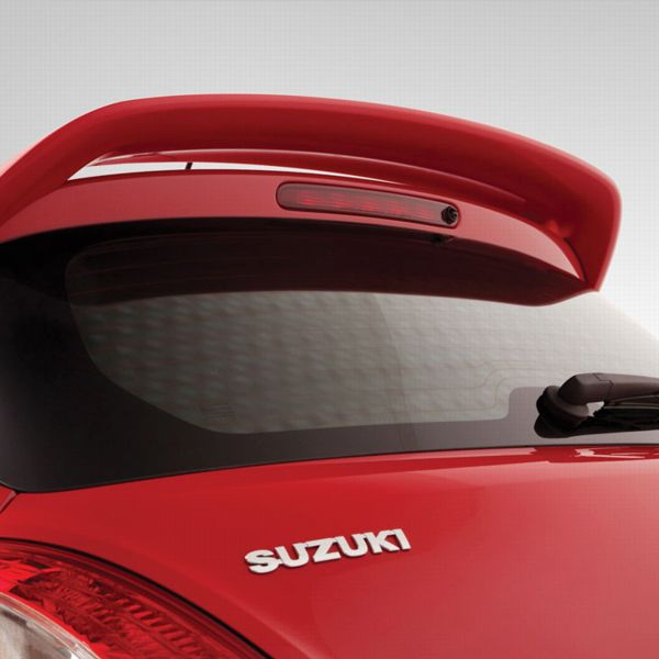 Rear Upper Spoiler - Suzuki Swift 2010-05/17