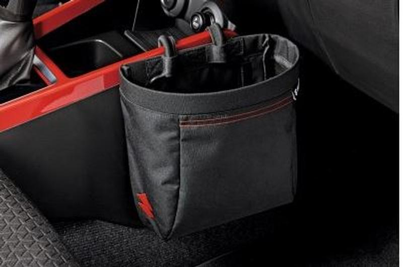 Storage Basket, Blk/Red Swift, S-Cross & Baleno