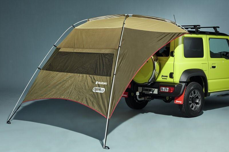 Attachable Tent - New Suzuki Jimny 2019>