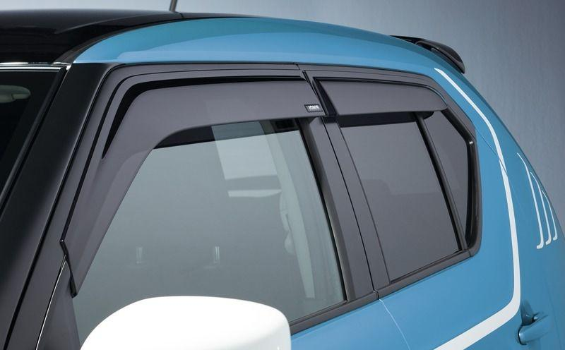 Wind and Rain Deflector Set - New Suzuki IGNIS