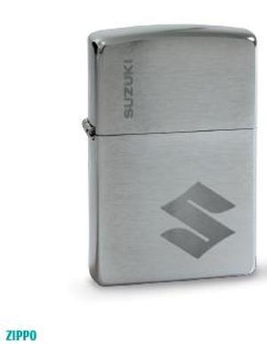 Suzuki Zippo Petrol Lighter